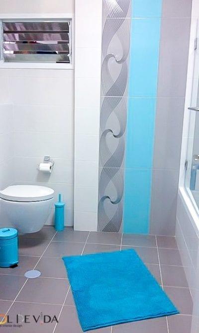 עיצוב מקלחות